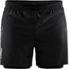Craft Essential 2-In-1 Shorts Men Black